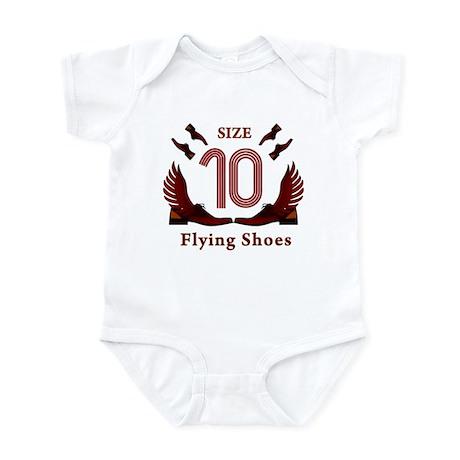 flying shoes Infant Bodysuit