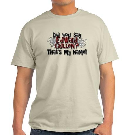 I am Edward 2 Light T-Shirt