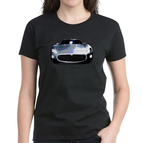 Maserati Women's Dark T-Shirt