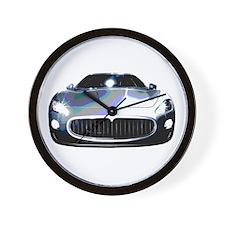 Maserati Wall Clock