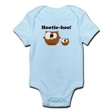 Hootie Hoo Owl Infant Bodysuit
