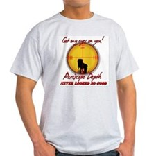 Periscope Depth Ash Grey T-Shirt
