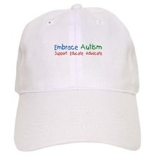Embrace Autism Baseball Cap