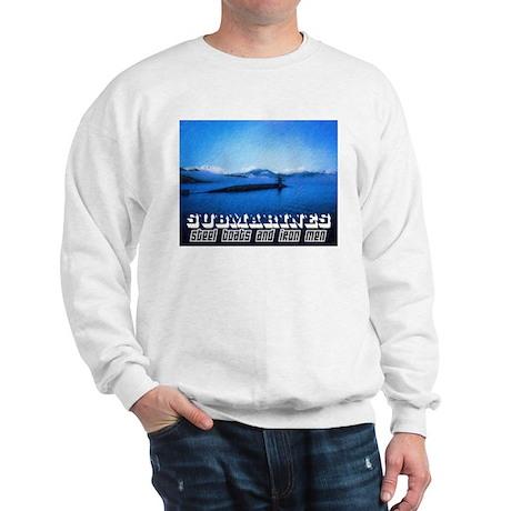 Submarine Steel Sweatshirt