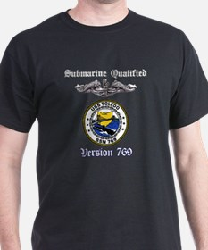 Version SSN 769 Enlisted T-Shirt