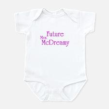 Future Mrs. McDreamy Onesie