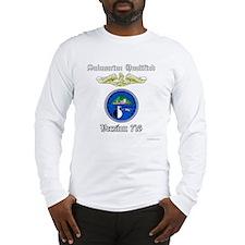 Version SSN 716 Officer Long Sleeve T-Shirt