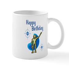 Alien Birthday Mug
