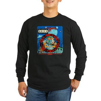 "Gottlieb® ""Aquarius"" Long Sleeve Dark T-Shirt"