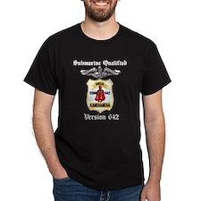 Version SSBN 642 Enlisted T-Shirt