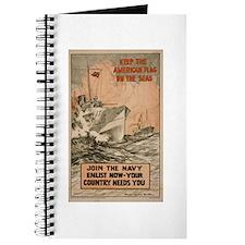 Keep the Flag Journal