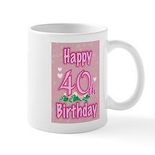 Cute Birthday Mug