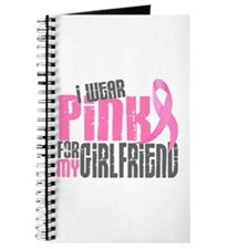 I Wear Pink For My Girlfriend 6.2 Journal