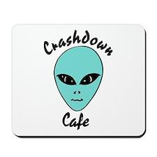 Crashdown Cafe Mousepad