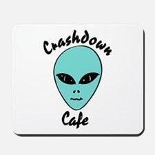 Crashdown Cafe Mousepad