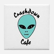 Crashdown Cafe Tile Coaster