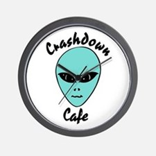 Crashdown Cafe Wall Clock