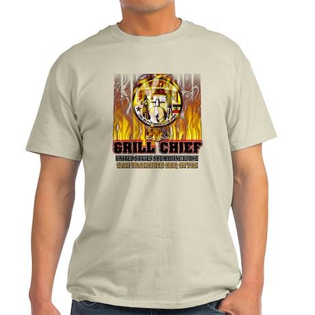 San Francisco BBQ Style Light T-Shirt