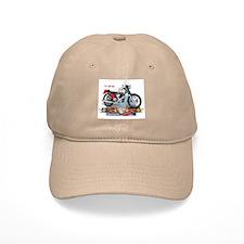 Bite the Bullet Cafe Racer Cap