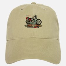 Bite the Bullet Cafe Racer Cap