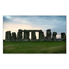 Stonehenge :: Rectangle Decal