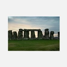 Stonehenge :: Rectangle Magnet