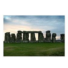 Stonehenge :: Postcards (Package of 8)