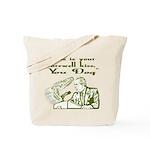 Bush's Farewell Kiss Tote Bag
