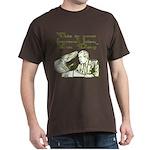 Bush's Farewell Kiss Dark T-Shirt