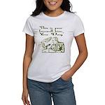 Bush's Farewell Kiss Women's T-Shirt