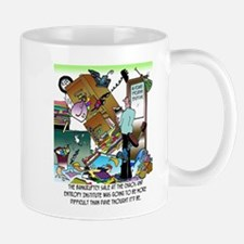 Chaos & Entropy Institute Bankruptcy Mug