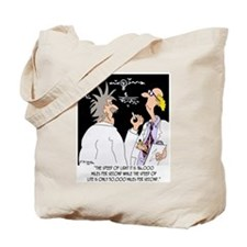 Speed of Lite Tote Bag