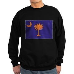 Orange and Purple SC Flag Sweatshirt
