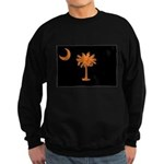 Orange and Black South Caroli Sweatshirt (dark)