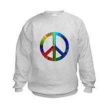 Unique Christmas hippie Sweatshirt