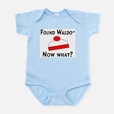 Found Waldo Infant Bodysuit