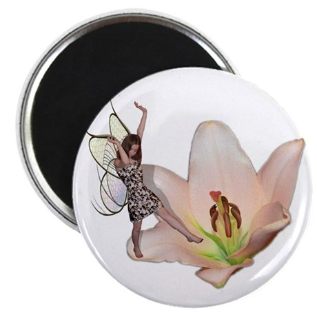 Flower Fairy Magnet