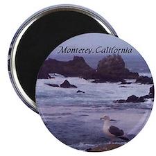 Monterey, California Souvenir Magnet