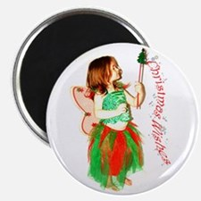 Christmas Fairy Magnet