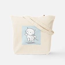 Tote Bag - FOX & CAT doll