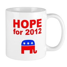 Hope for 2012 Mugs
