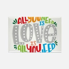 All you need is love is all you need Magnets