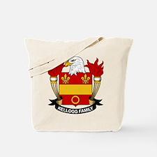 Kellogg Family Crest Tote Bag