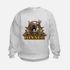 wild game DINNER Sweatshirt