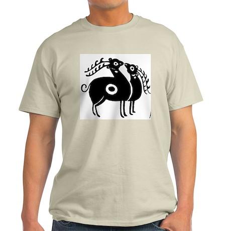 Persian Deer Light T-Shirt