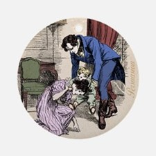 Jane Austen Persuasion Ornament (Round)