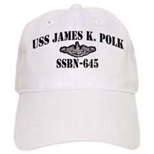 USS JAMES K. POLK Baseball Cap