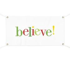 believe! Banner