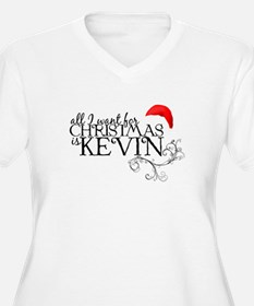 All I want for Christmas is Kevin T-Shirt