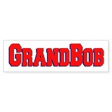 GrandBob Bumper Sticker
